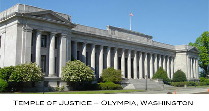 Temple of Justice – Olympia, Washington
